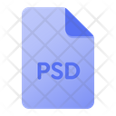 Page Psd Icon
