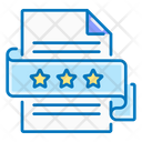 Page Quality Page Ribbon Icon