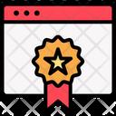 Page Quality Award Webpage Icon