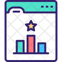 Page Ranking Icon