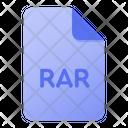 Page Rar Icon