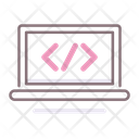 Page Request Code Monitoring Icon