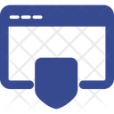 Page Security Shield Icon