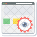 Page Setting Web Icon