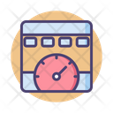 Mpage Speed Icon
