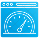 Page Speed Web Speed Icon