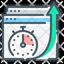 Page Speed Optimization Seo Icon