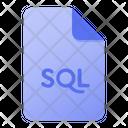Page Sql Icon