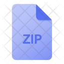 Page Zip Icon