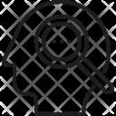 Pagerank Network Web Icon