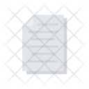 Pages Files Paper Icon