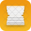 Pages Neumorphism Interface Icon