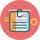 Pages Business Marketing Icon