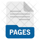 Pages file Icon