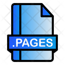 Pages Extension File Icon