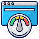 Pagespeed Pagespeed Optimization Web Speed Icon