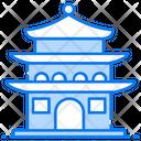 Architecture Building Pagoda Icon