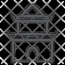 Pagoda Icon
