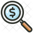 Paid Search Lookup Icon