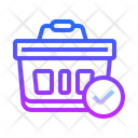 Delivered Paid Delivery Icon