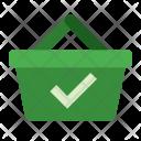 Paid Wishlist Shopping Icon