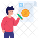 Article Payment Paid Article Content Payment Icon