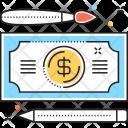 Paid Content Paintbrush Icon