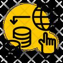Paid Money Finance Icon