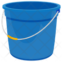 Pail Bucket Water Icon