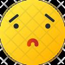 Pain Smiley Avatar Icon