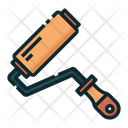 Pain Roller Paint Roller Roller Icon