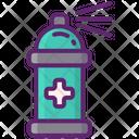 Pain Spray Icon