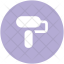Paint Roller Painting Icon