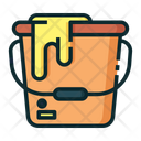 Paint Paint Bucket Painting Icon