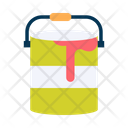 Paint Paint Bucket Color Bucket Icon