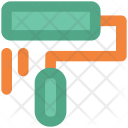 Paint Roller Brush Icon