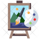 Paint Artist Painter Icon