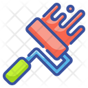 Painting Roller Paint Roller Icon