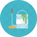 Paint Color Bucket Icon