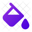Paint Color Fill Icon