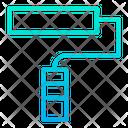 Design Paint Roller Icon