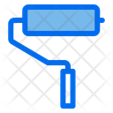 Paint Roller Tools Icon