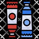 Art Color Artist Color Color Tube Icon