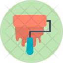Paint Roll Roller Icon