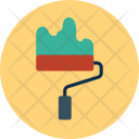 Paint Painting Roller Icon