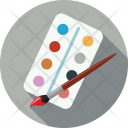Paint Art Painting Icon