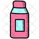 Paint Tube Bottle Icon