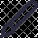 Painting Brush Designing Icon