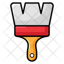 Paint Brush Paint Equipment Painting Tool Icon