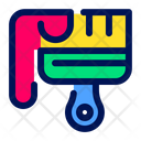 Brush Job Tool Icon
